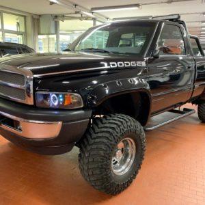 Dodge  RAM 5.9 v8 GPL ** 38.000 MLS ** RIALZATO * GOMME 35