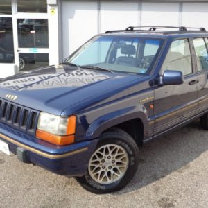 Jeep  Grand Cherokee 4.0 Auto. Quadra-Trac 4WD Limited