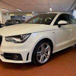 Audi  A1 SPB 1.6 TDI 105 CV Ambition S-line ** 54.000 km **