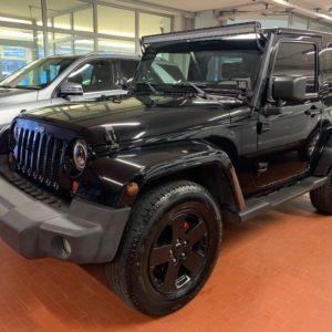 Jeep  Wrangler 2.8 CRD Sahara Auto ** STUPENDA **