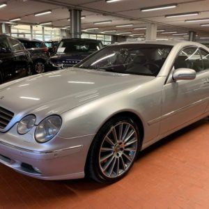 Mercedes-Benz  CL 500 ** Service Book Mercedes ** Bellissima