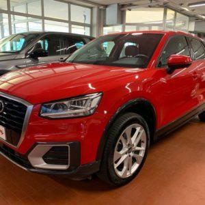 Audi  Q2 1.4 TFSI S-tronic Design PELLE * NAVI * 34.000 km