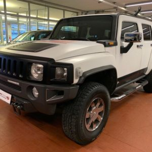 Hummer  H3 3.7 AUTOMATIC ** Luxury ** no superbollo