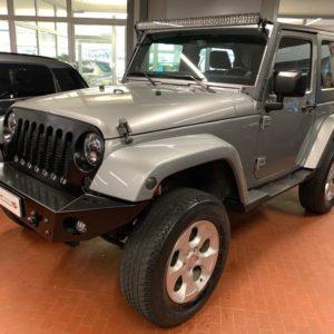 Jeep  Wrangler 2.8 CRD Sahara  EURO5