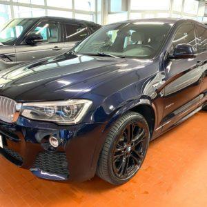 Bmw  X4 30d xDrive 258CV *M-Sport*Euro 6B*Tagliandi BMW*