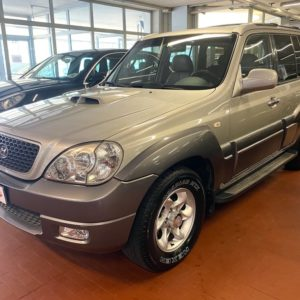 Hyundai  Terracan 2.9 CRDi cat Dynamic *157.000 Km*