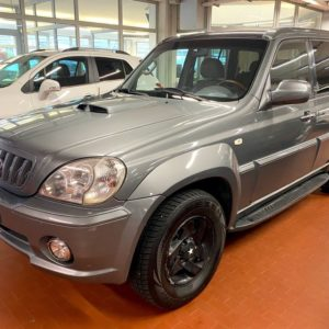 Hyundai  Terracan 2.9 CRDi cat Dynamic *Gancio Traino*