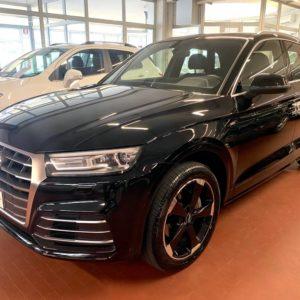 Audi  Q5 2.0 TDI 190 CV Quattro S-Tronic S-Line *63.976 Km*