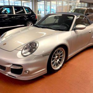 Porsche  911 996 Carrera 2 Cabriolet *Body Kit 997 Large*