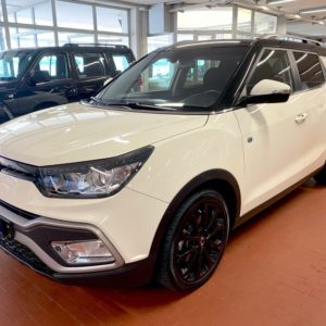 Ssangyong  XLV 1.6d 2WD Be Visual Cool Aebs *Euro 6B*69.100 Km*