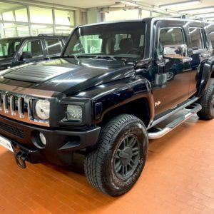 Hummer  H3 3.5 Auto. Luxury *GPL*Gancio Traino Omologato*