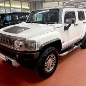 Hummer  H3 3.7 Auto. Luxury *GPL*Sedili Nuovi*