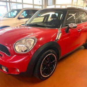 Mini  Countryman Cooper SD Auto. *Euro 5B*84.462 Km*