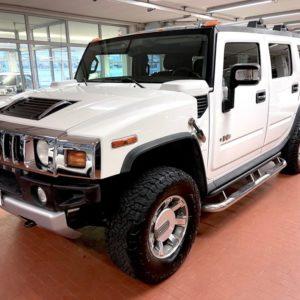 Hummer  H2 6.2 V8 GPL Auto. Luxury *Restyling*398 CV*