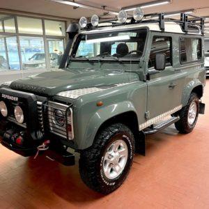 Land Rover  Defender 90 2.4 TD4 S.W. *4 Posti*89.000 Km*Gancio Traino*