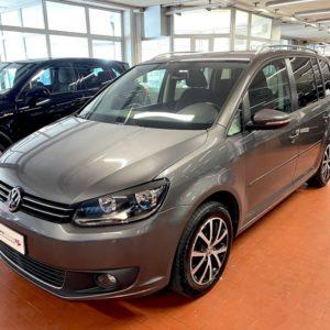 Volkswagen  Touran 1.6 TDI Trendline *Gancio Traino*