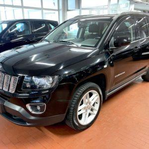 Jeep  Compass 2.2 CRD Limited 4WD *Euro 5B*