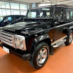 Land Rover  Defender 90 2.4 TD4 SVX 60th Anniversary *85.448 Km*4 Posti