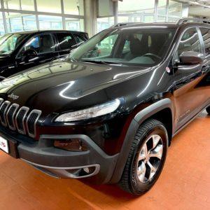 Jeep  Cherokee 3.2 V6 *GPL* Pentastar 4WD Trailhawk