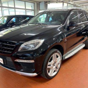 Mercedes-Benz  ML 63 AMG Performance 4Matic *557 CV*