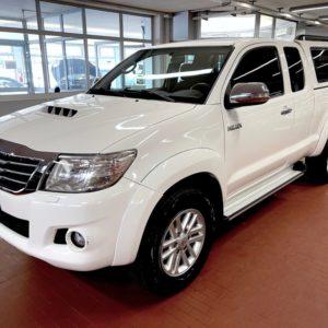 Toyota  Hilux 2.5 D-4D 4WD *Iva Esposta*49.900 Km*