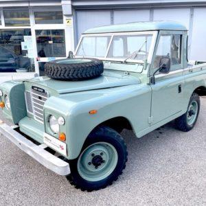 Land Rover  Defender 88 2.3 Diesel Pick-up *ASI*
