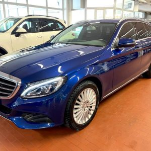 Mercedes-Benz  C 220 d S.W. 4Matic Auto. Exclusive *Euro 6B*